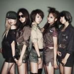 ガールズグループ4Minute、セカンドシングル発売決定!!発売記念イベントも実施!