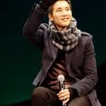 ウォンビンが「BIRTHDAY, Private DVD & Photo book I Love You発売記念ファンミーティング」を開催!!