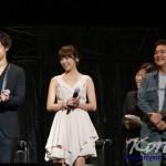 キム・ヒョンジュンとチョン・ユミが、ドラマ 「都市征伐」の放映前にプロモーションイベント開催!