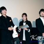 John-Hoon主演「ミスター・ジョンフン!! 私のスターはチキン男?!」公開初日舞台挨拶開催!