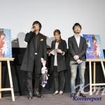 主演映画「ミスター・ジョンフン!!私のスターはチキン男?!」公開初日舞台挨拶開催!