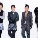 2012/12/9(Sun)、原宿 ASTRO ホールにて 韓国男性ボーカルグループ『5tion』が Specila Live 開催!