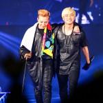 BIGBANGリーダー・G-DRAGON、負傷をおしての京セラドーム大阪公演2日目にD-LITEがサプライズ出演!