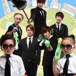人気アイドルグループB1A4が子育てに奮闘「B1A4のハローベービー」Mnetで日本初放送!