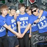 「速報」SMASH 密着番組「SMASHの<東.京.青.年>5人5色」7/10 放送スタート!!  Korepo番組応援キャンペーン実施!!(サインプレゼント)