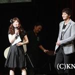 チュウォン ファンミーティング~JOO-WON SWEET SMILE FANMEETING & CONCERT IN TOKYO~開催!甘い歌声とダンスでファンを魅了!!