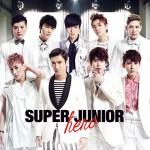SUPER JUNIOR日本オリジナル1stアルバム「Hero」のジャケット写真がついに公開!