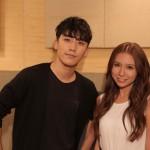 May J.が新作でBIGBANGのV.Iとデュエット・コラボ!