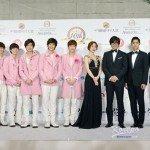 「速報」「Korean Entertainment 10th Anniversary Awards in Japan」フォトセッション!