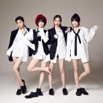 Girl's Day Fan Meeting「Christmas Kiss」開催!2013/12/24(Tue)、CLUB CITTA'