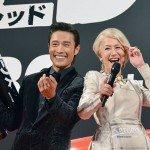 「速報」イ・ビョンホン「REDリターンズ」JAPANプレミア、ヘレン・ミレンを華麗にエスコート!