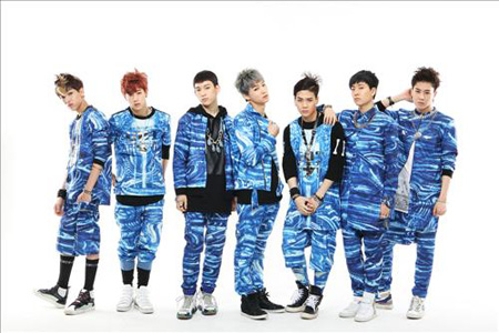 JYP6年ぶりの新人ボーイズグループ「GOT7」、「最高のアイドルグループになります」