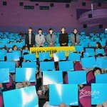 """「取材レポ」CNBLUE """"メンバーの恥ずかしいシーン""""を暴露?!主演映画の公開記念舞台挨拶に登壇!"""