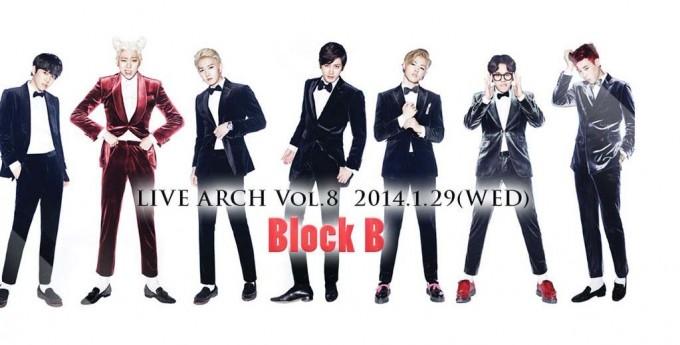 20140114-【LIVE ARCH】vol