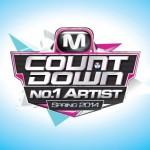 WORLD NO.1 K-POP CHART SHOW グローバルツアー日本開催決定!『M COUNTDOWN No.1 Artist of Spring 2014』