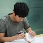 韓国の人気俳優チュ・ジフンが、小樽雪あかりの路への寄付!
