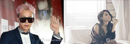 G-DRAGON&CL参加の米ミュージシャンのアルバムがビルボード4位に