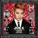 Jun. K (From 2PM)1st Solo Mini Album「LOVE & HATE」5月14日発売決定!!
