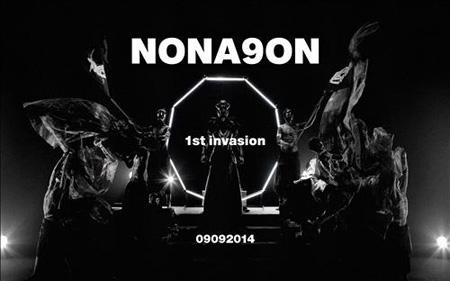 YG&サムスンエバーランド、衣類ブランド「NONA9ON」をお披露目