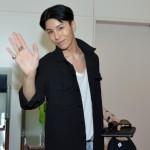 「速報取材レポ」ノ・ミヌ来日!Birthday Party開催のため羽田空港に到着!