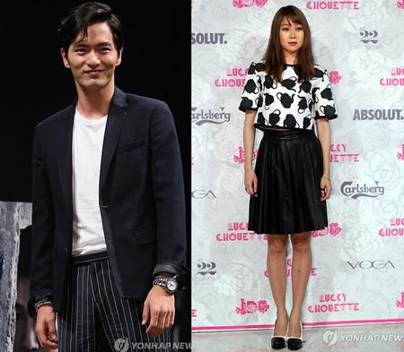 チェ・ジウの元恋人イ・ジヌクと女優コン・ヒョジンに熱愛報道