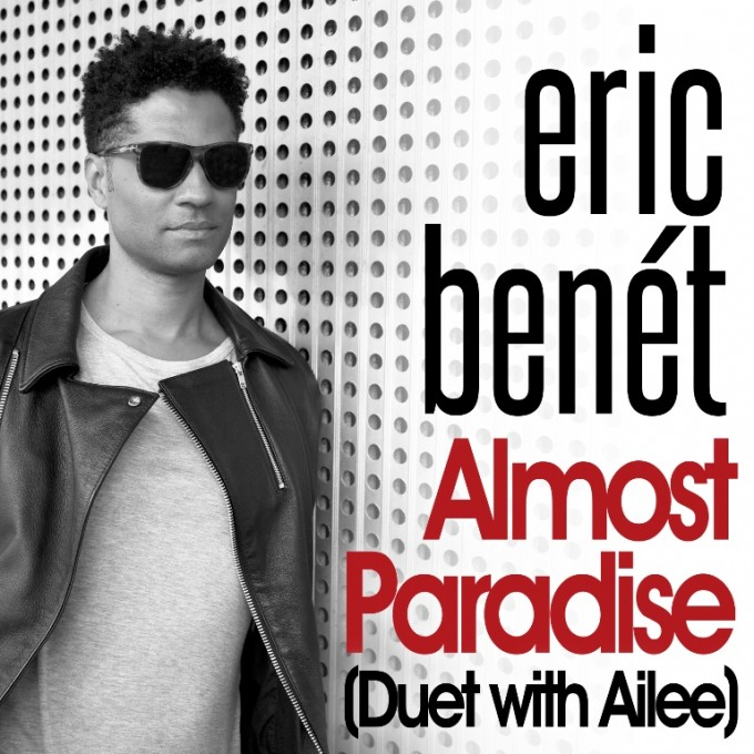 eric benet_Almost Paradise COVER