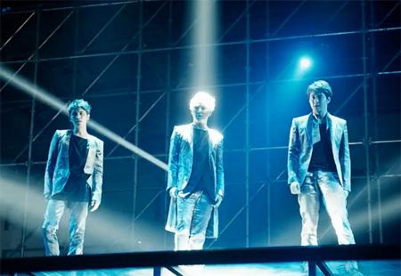 「JYJ」、ニューアルバム収録のソロ曲で3人3色の魅力発散