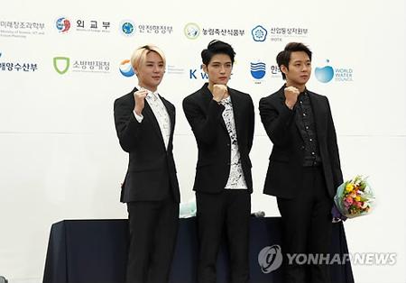 <Wコラム>「JYJ」、「BEAST」、「INFINITE」のライブ、SM・YG・JYP社のファミリーコンサートが迫る!