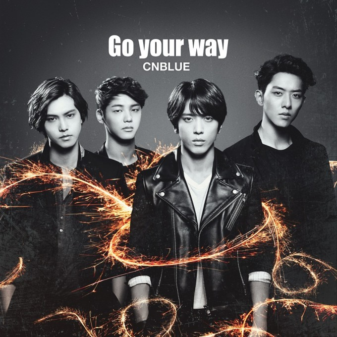 WPCL-11933 _CNBLUE_Go your way_Tsuujyou