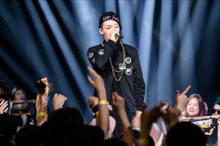BOBBY、「SHOW ME THE MONEY 3」準決勝曲がチャートで爆発的な人気