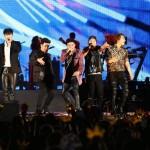 「イベントレポ」BIGBANG、そして 弟分グループWINNER、夢の兄弟競演!! 8/29(金)a-nation island & stadium fes. 2014 powered by inゼリー