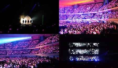 「U-KISS」、日本全国ツアーで12万人を動員