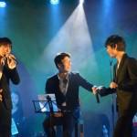 「取材レポ」ハーモニーグループRe-Bro、大人の男の魅了満載!公開プロポーズでファンも笑顔に!