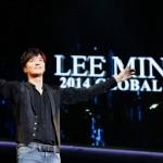 「取材レポ」イ・ミンホ オリコンデイリーチャート1位「Song for you」全曲披露!グローバルツアー「RE:MINHO」開催!