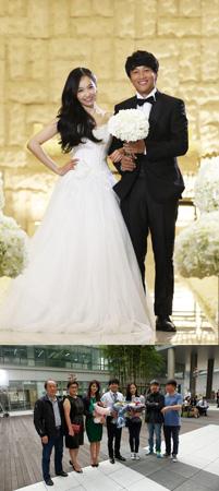 「猟奇的な彼女2」チェ・テヒョン&ビクトリ(f(x))クランクイン、結婚写真を公開
