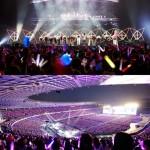 「SMTOWN LIVE」日本で12万人動員、累積観客数100万人突破の大記録