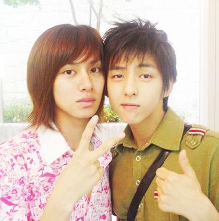 「SJ」ヒチョル、キボムとの11年前の写真を公開