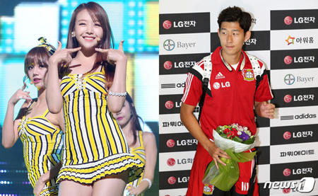 「Girl's Day」ミナ、サッカー選手ソン・フンミンと決別