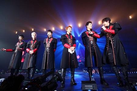 「2PM」、ニックンの故郷タイでの公演も大成功
