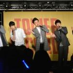 """「取材レポ」SM☆SH(スマッシュ)""""このシングルに命をかけています!""""新曲発売記念記者会見&リリースイベント開催!"""