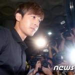 キム・ヒョンジュン、元恋人への傷害容疑で検察へ送致