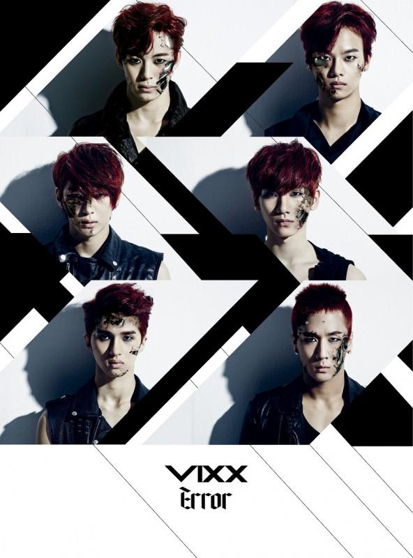 VIXX「Error」初回限定盤B_s