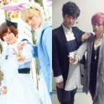 """カラム(大国男児)&TAKUYA(CROSS GENE)、""""男男カップル""""?"""
