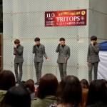 「イベントレポ」「TRITOPS」日本デビュー記念イベントでファンに感謝!