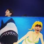 SHINee,Keyとオンユサメに追われる「食べられちゃうよ~」