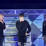 「JYJ」大阪公演のリハーサル風景を公開