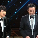 イム・シワン「第35回青龍映画祭授賞式」にて「ベストカップル賞、イ・サンミンじゃなくてカン・ソラと…」