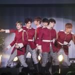 「イベントレポ」U-KISSがスイーティーなクリスマスLIVEで4枚目のアルバム発売を発表!!