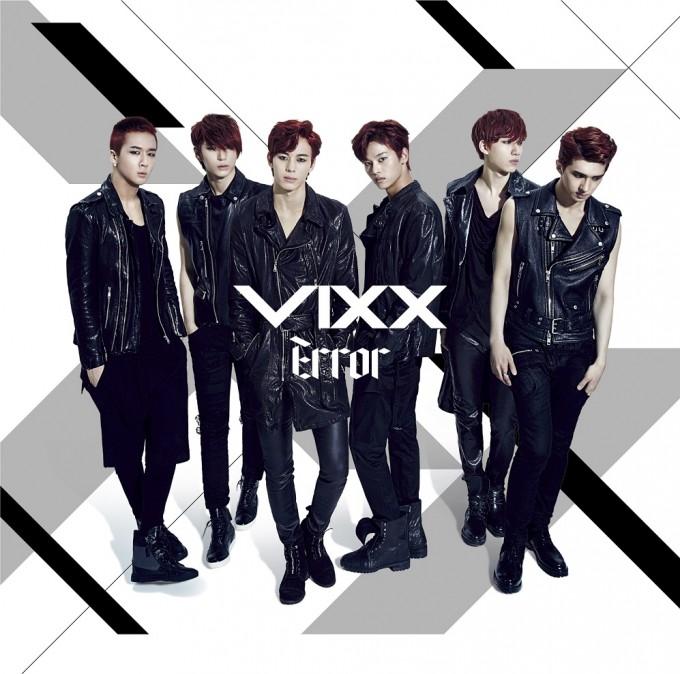 VIXX「Error」通常盤