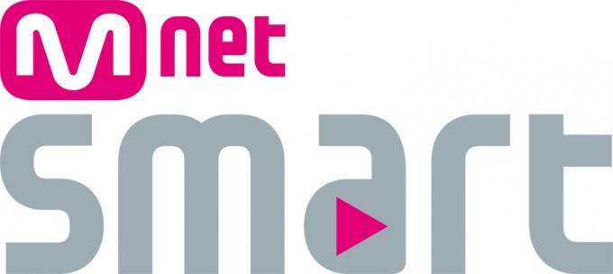 Mnet Smartロゴ